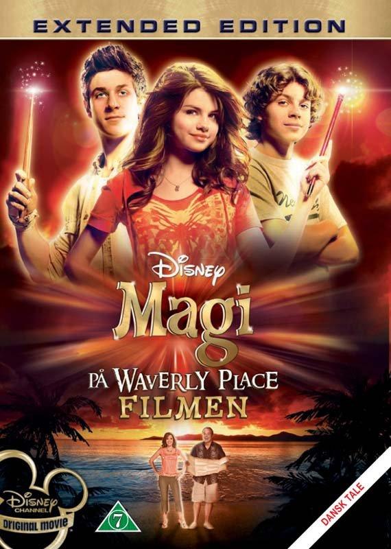 Billede af Magi På Waverly Place - Filmen - Extended Edition - DVD - Film