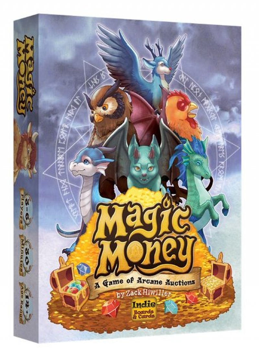Magic Money - Brætspil