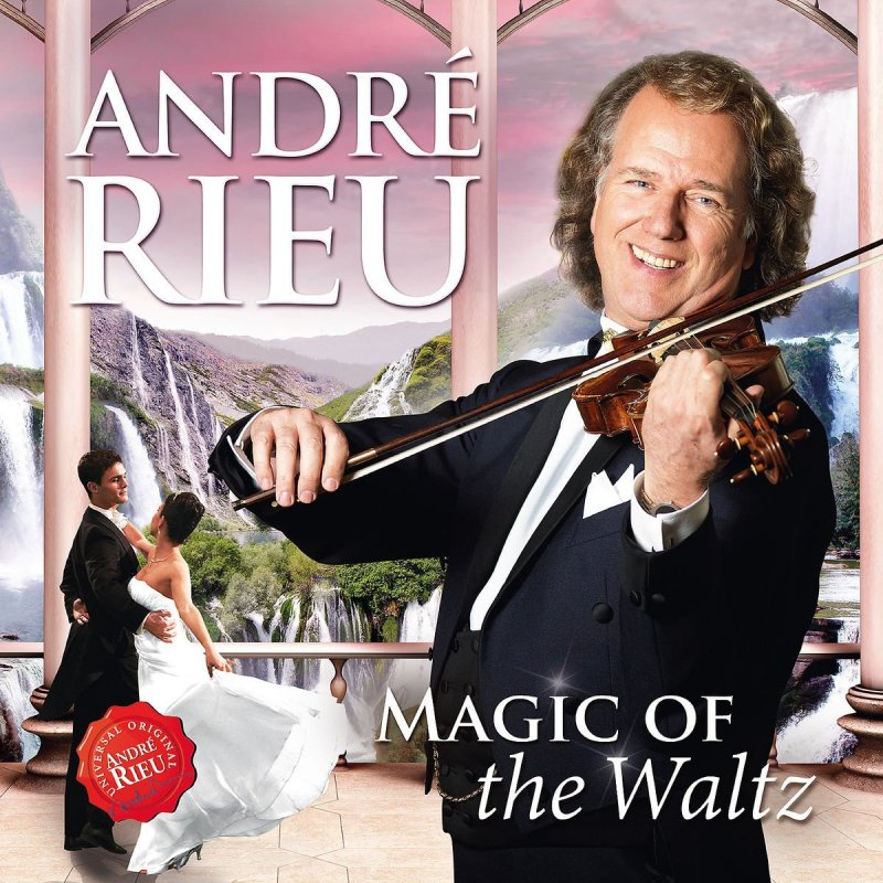 Image of   Andre Rieu - Magic Of The Waltz - CD