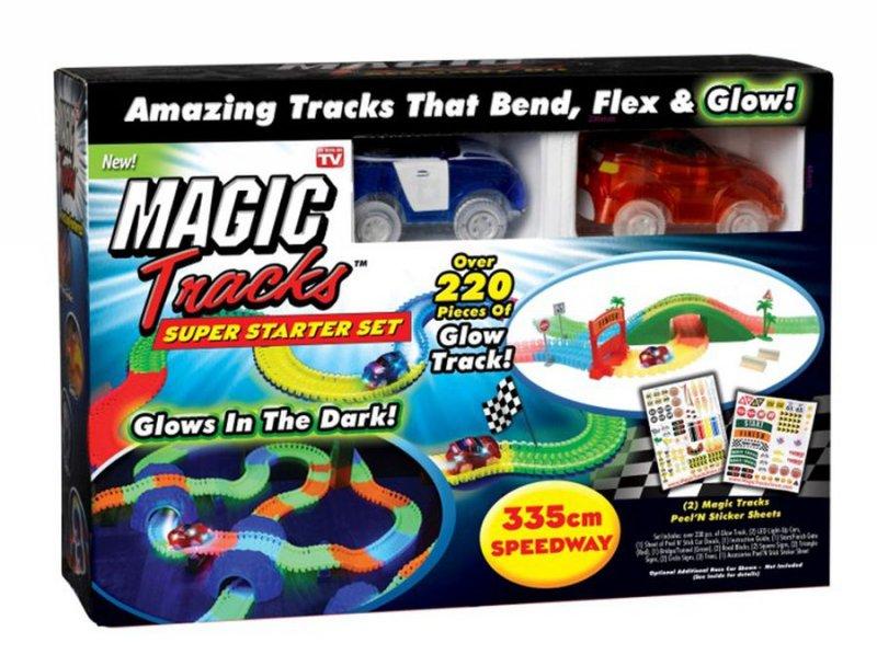Image of   Magic Track Super Starter Sæt