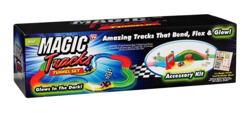 Image of   Magic Track Tunnel Tilbehørssæt