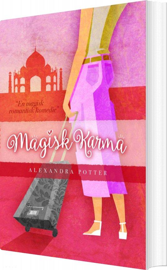 Magisk Karma - Alexandra Potter - Bog