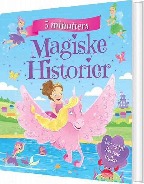 Magiske Historier - 5 Minutters - Diverse - Bog