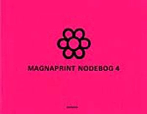 Magnaprint Nodebog 4 - Bog