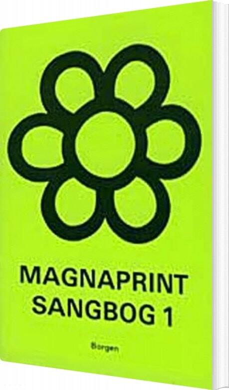 Image of   Magnaprint Sangbog 1 - Diverse - Bog
