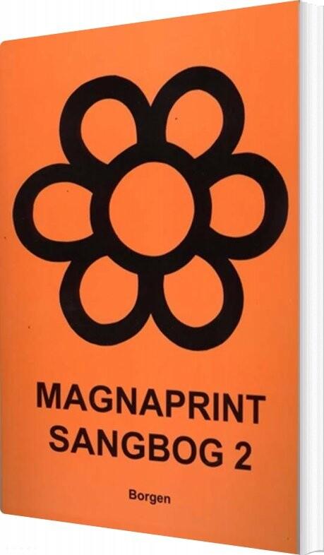 Magnaprint Sangbog 2 - Bog