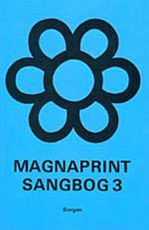 Image of   Magnaprint Sangbog 3 - Diverse - Bog