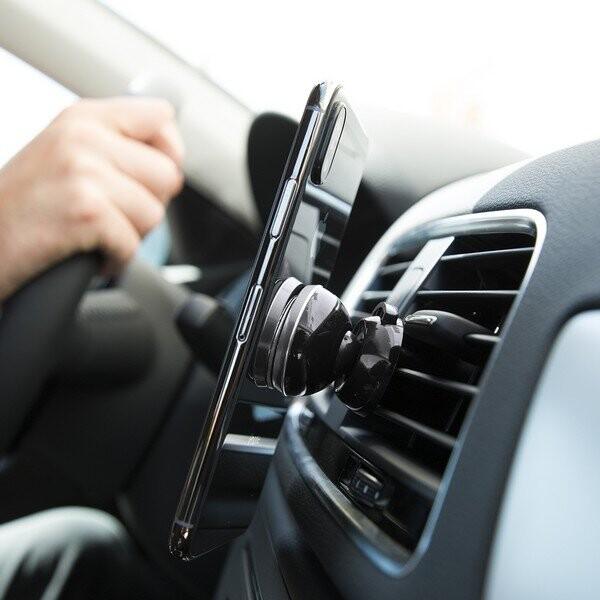 Image of   Magnetisk Mobilholder Til Bilen - Blå