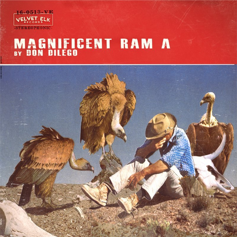 Image of   Don Dilego - Magnificent Ram A - CD