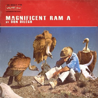 Image of   Don Dilego - Magnificent Ram A - Vinyl / LP