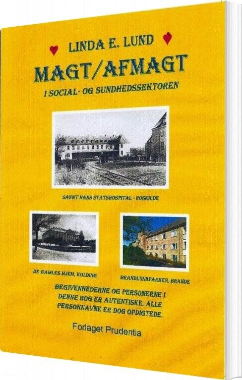 Image of   Magt/afmagt - Linda E. Lund - Bog