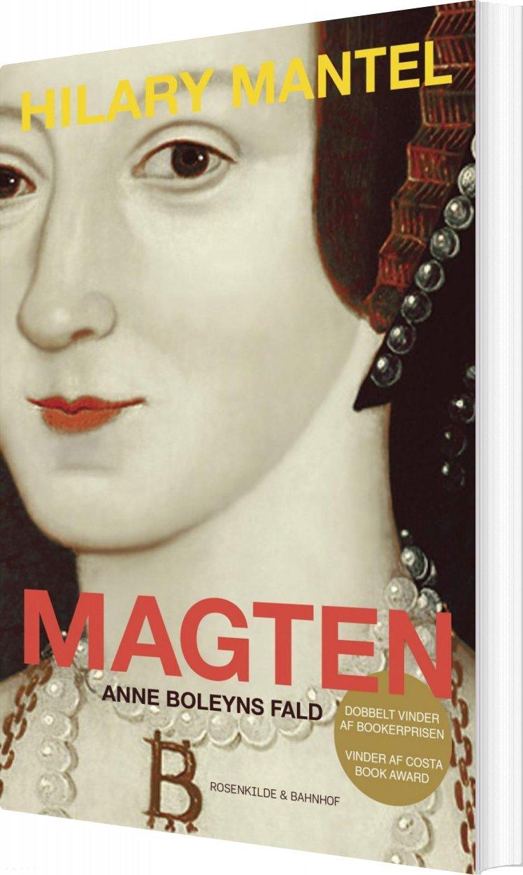 Image of   Magten - Hilary Mantel - Bog