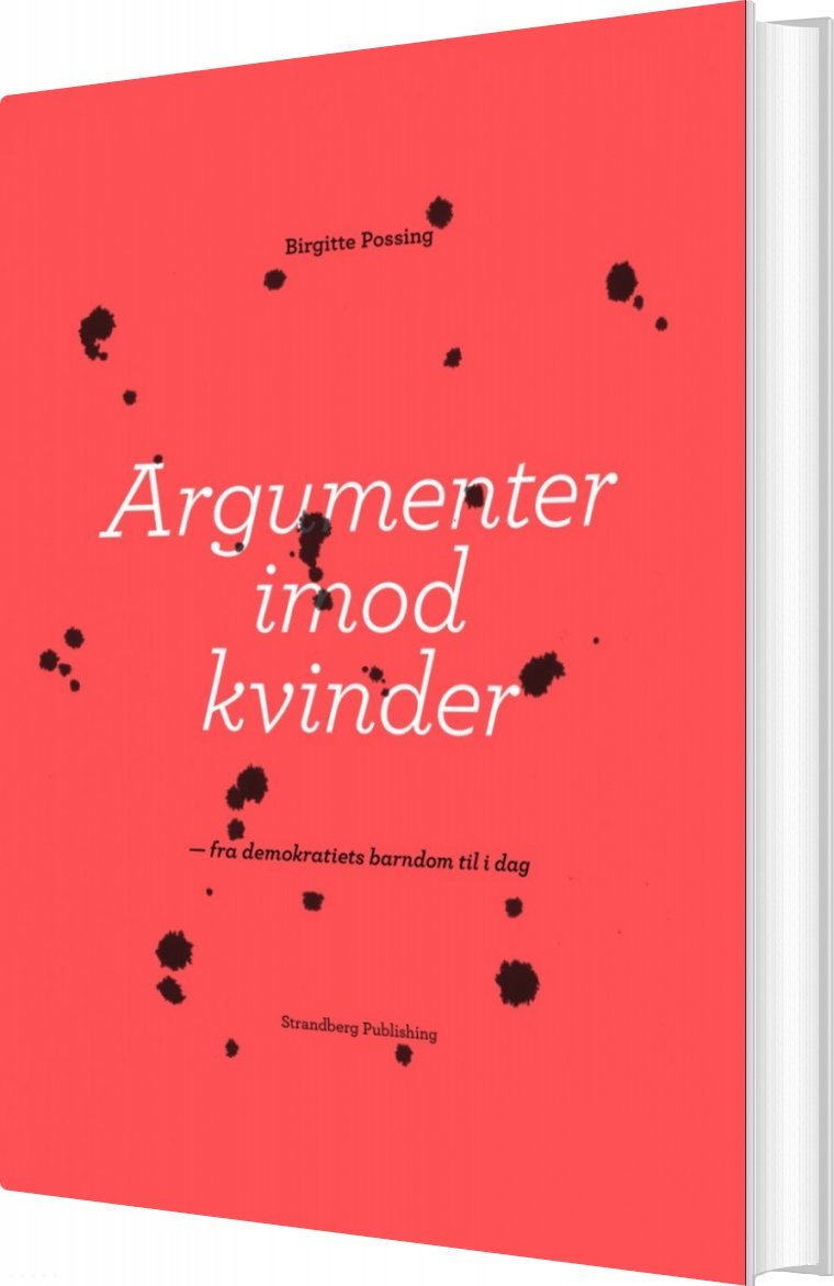 Image of   Argumenter Imod Kvinder - Birgitte Possing - Bog