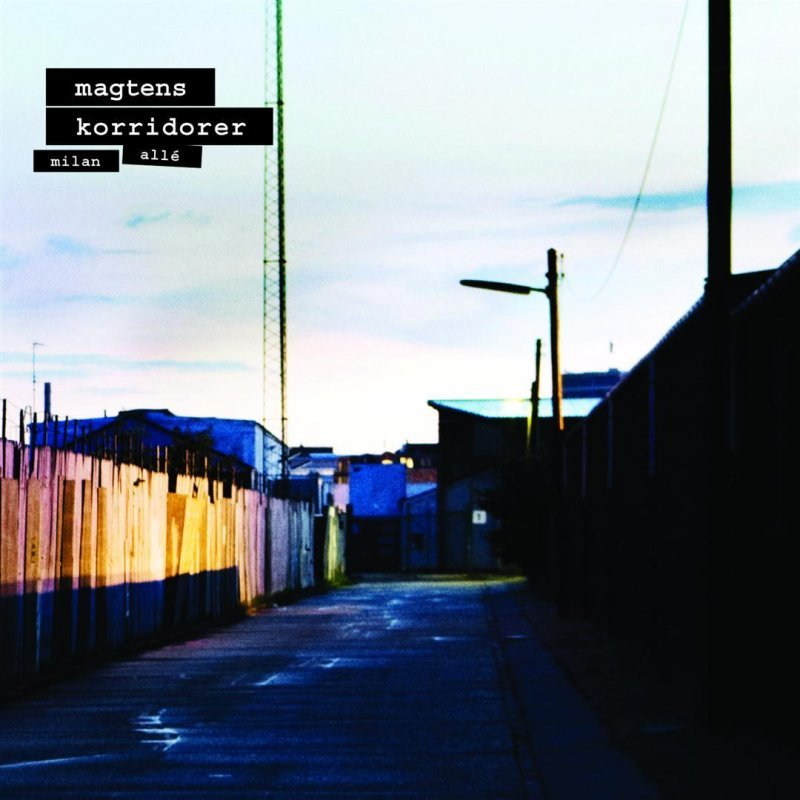 Image of   Magtens Korridorer - Milan Alle - CD