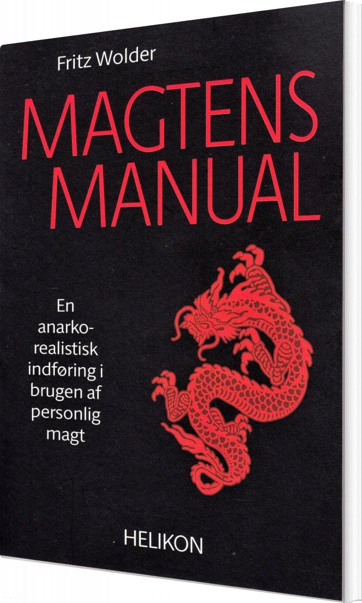 Magtens Manual - Fritz Wolder - Bog