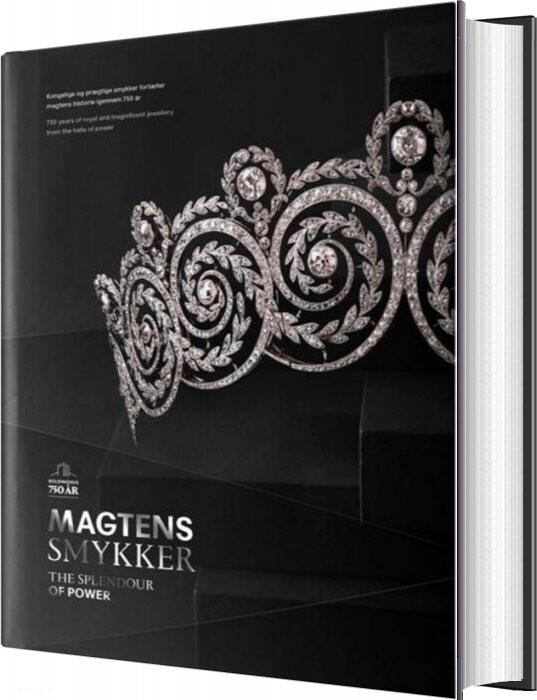 Image of   Magtens Smykker - Thomas C. Thulstrup - Bog