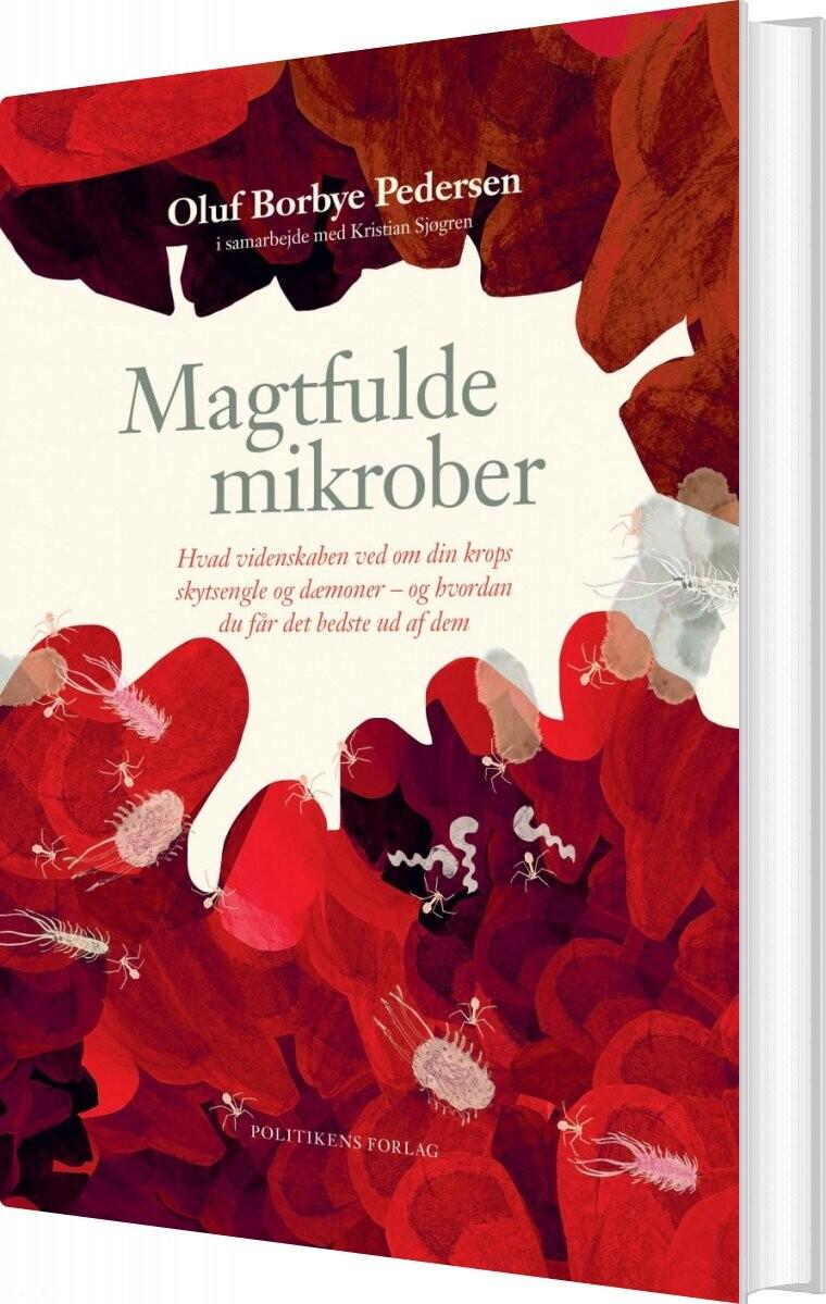 Image of   Magtfulde Mikrober - Oluf Borbye Pedersen - Bog