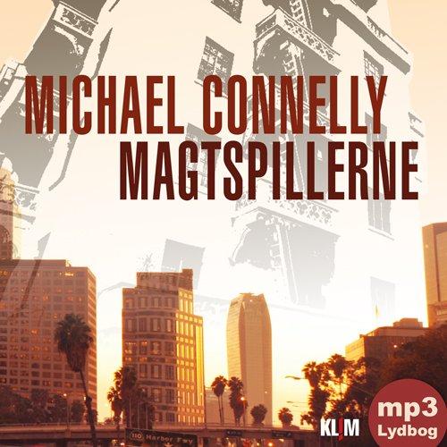 Image of   Magtspillerne Mp3-udgave - Michael Connelly - Cd Lydbog