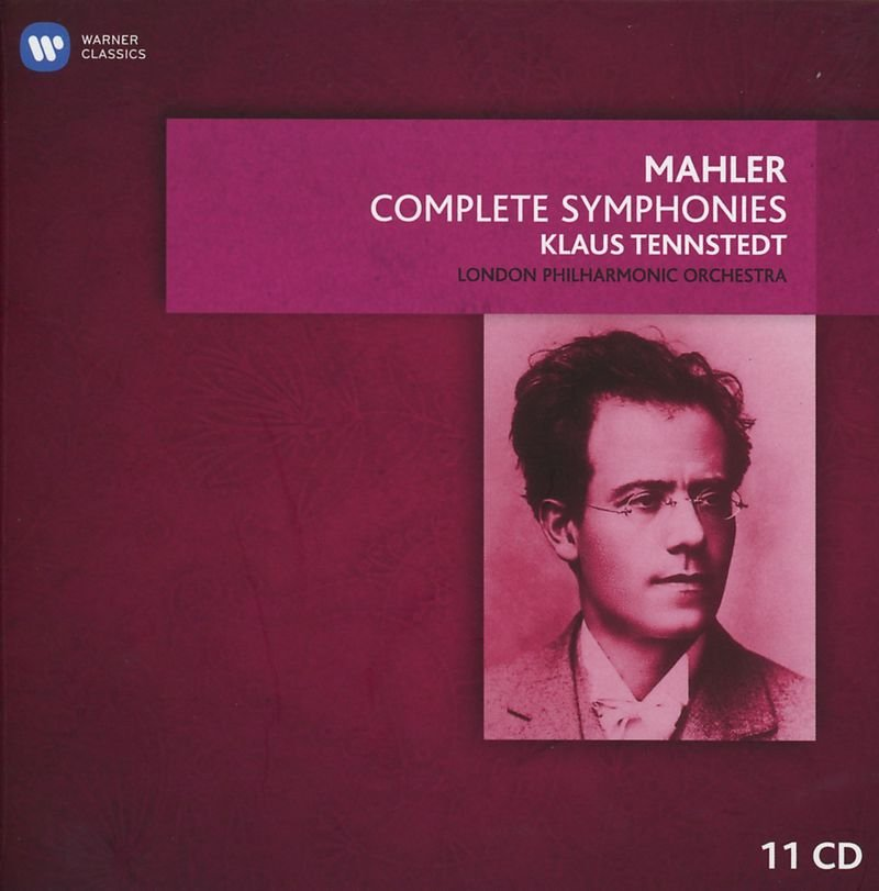 Image of   Mahler: The Complete Symphonies - CD
