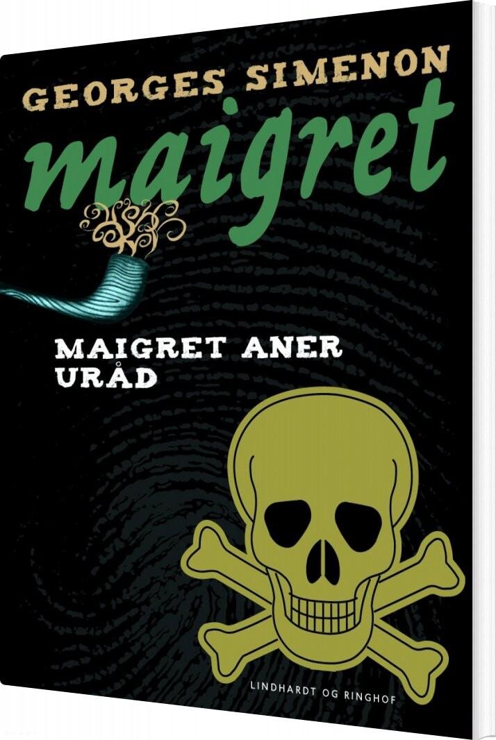 Maigret Aner Uråd - Georges Simenon - Bog