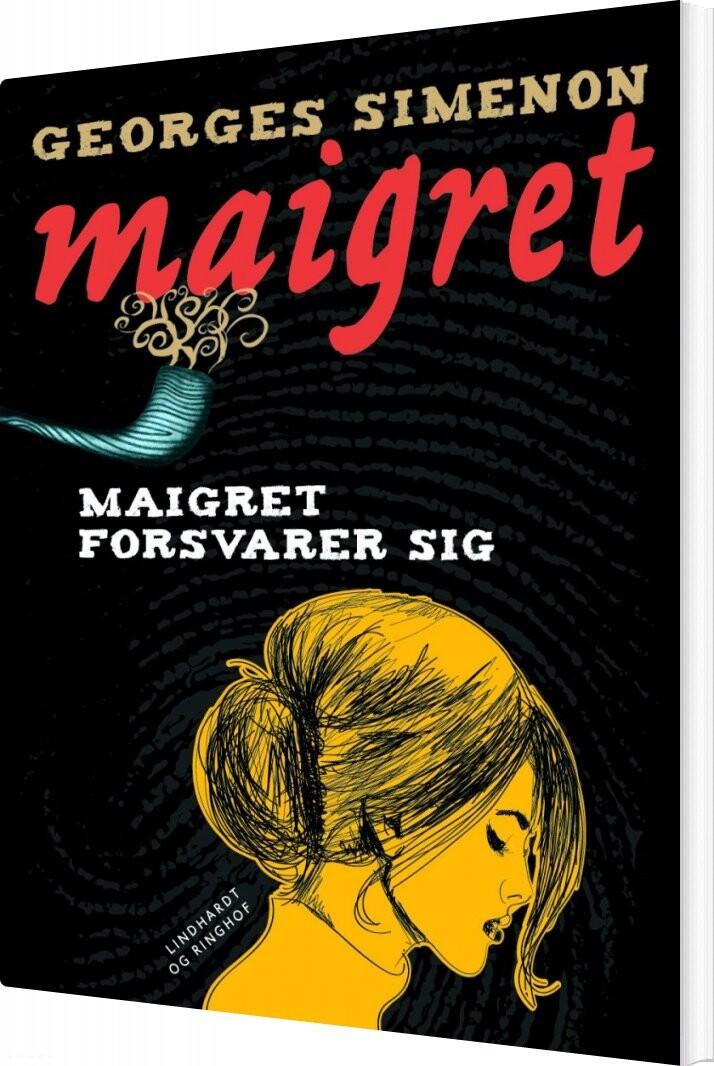 Maigret Forsvarer Sig - Georges Simenon - Bog