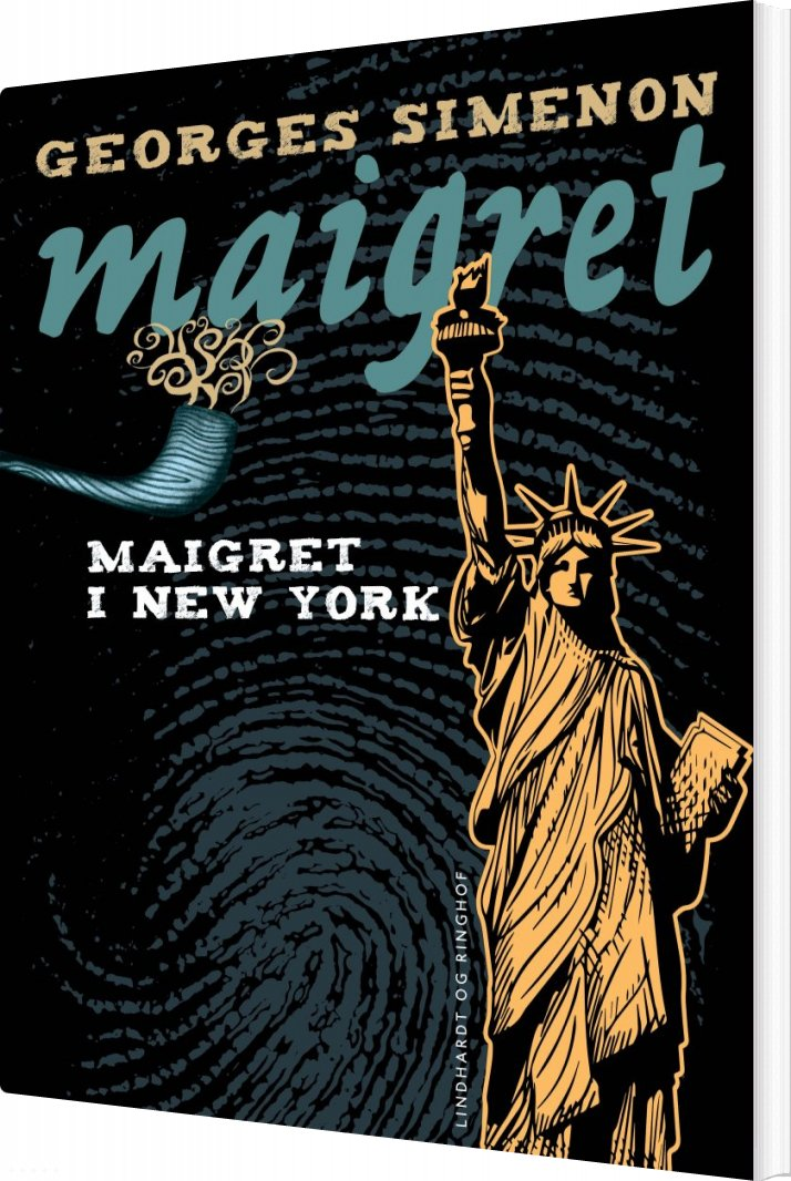 Image of   Maigret I New York - Georges Simenon - Bog