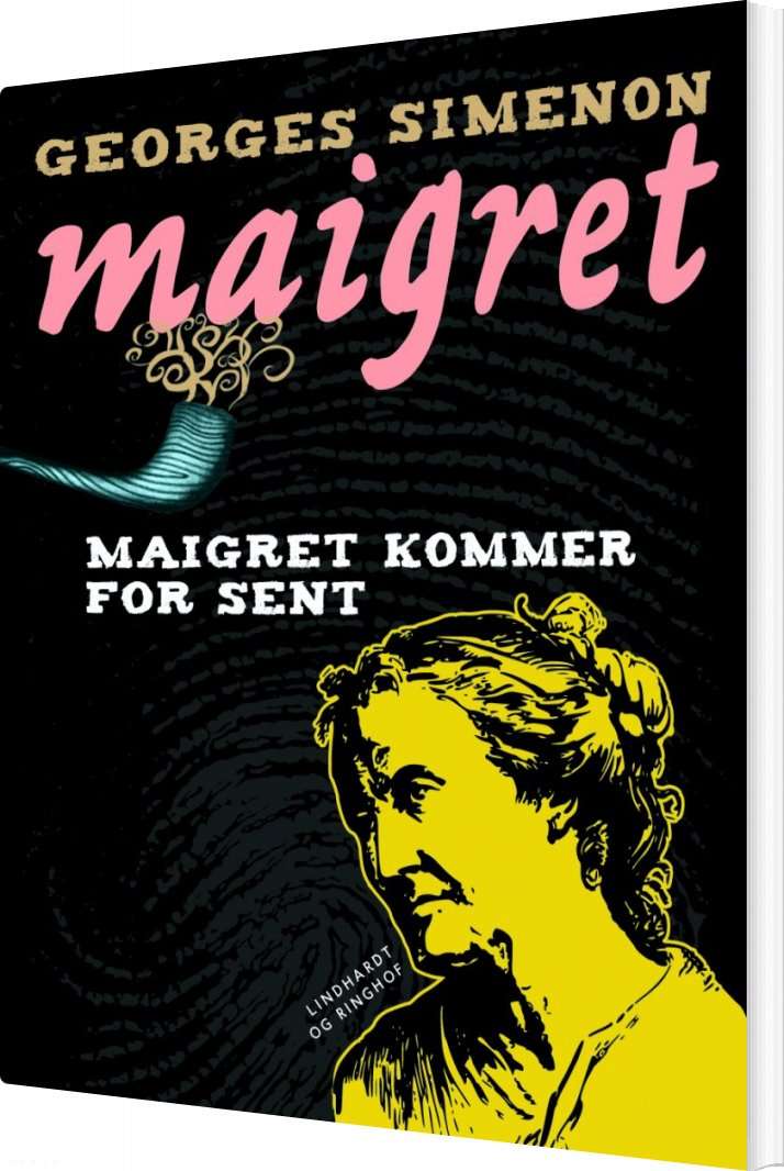Image of   Maigret Kommer For Sent - Georges Simenon - Bog