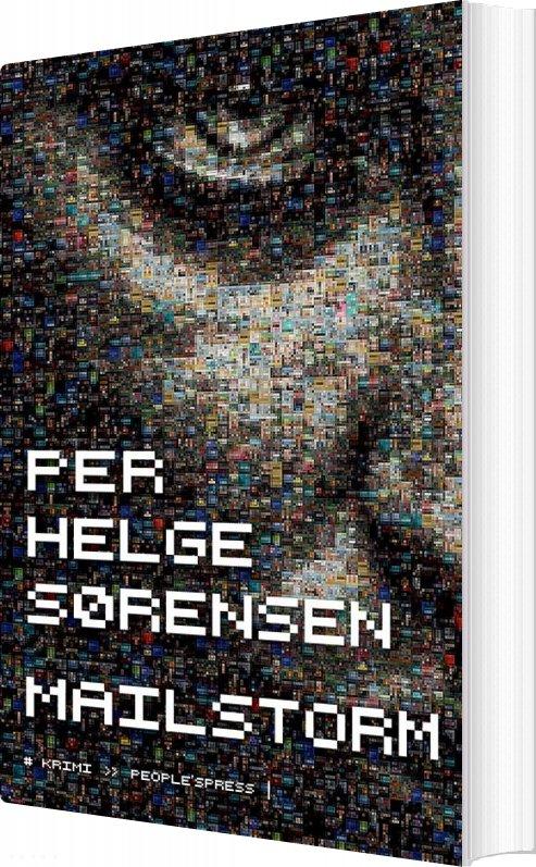 Image of   Mailstorm - Per Helge Sørensen - Bog