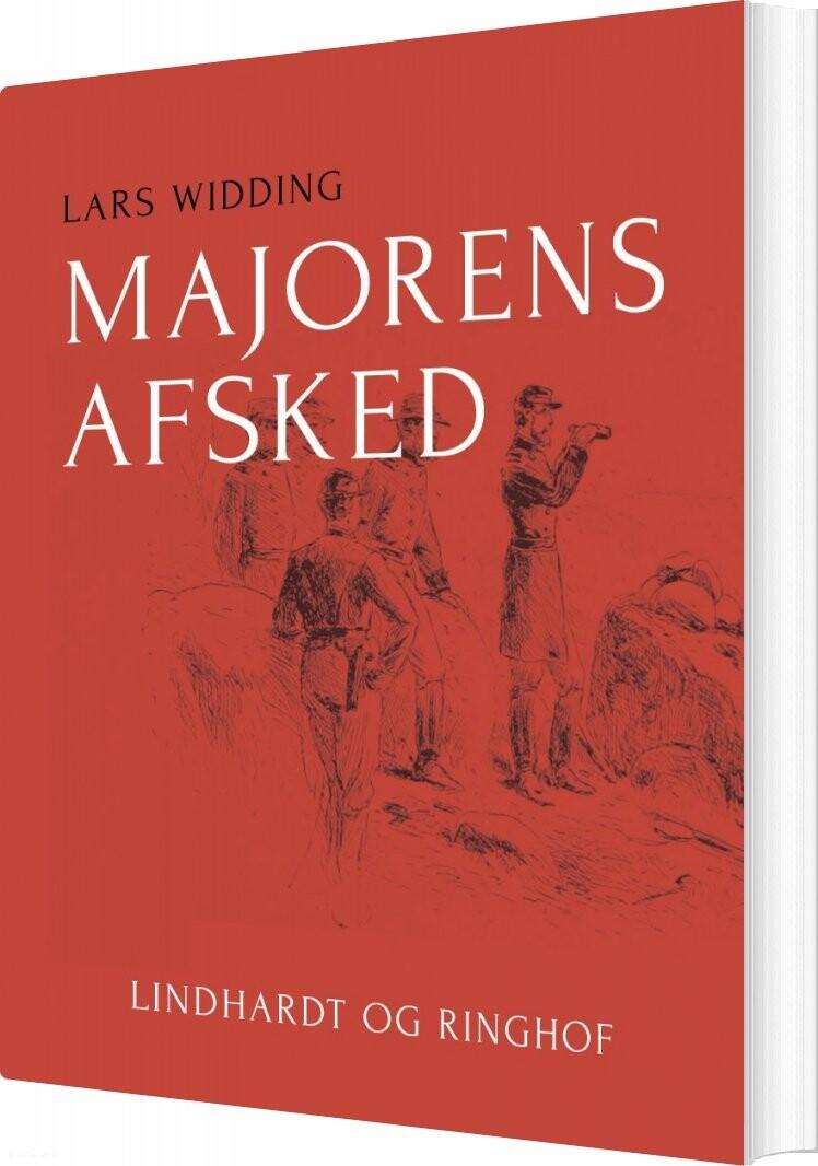 Image of   Majorens Afsked - Lars Widding - Bog