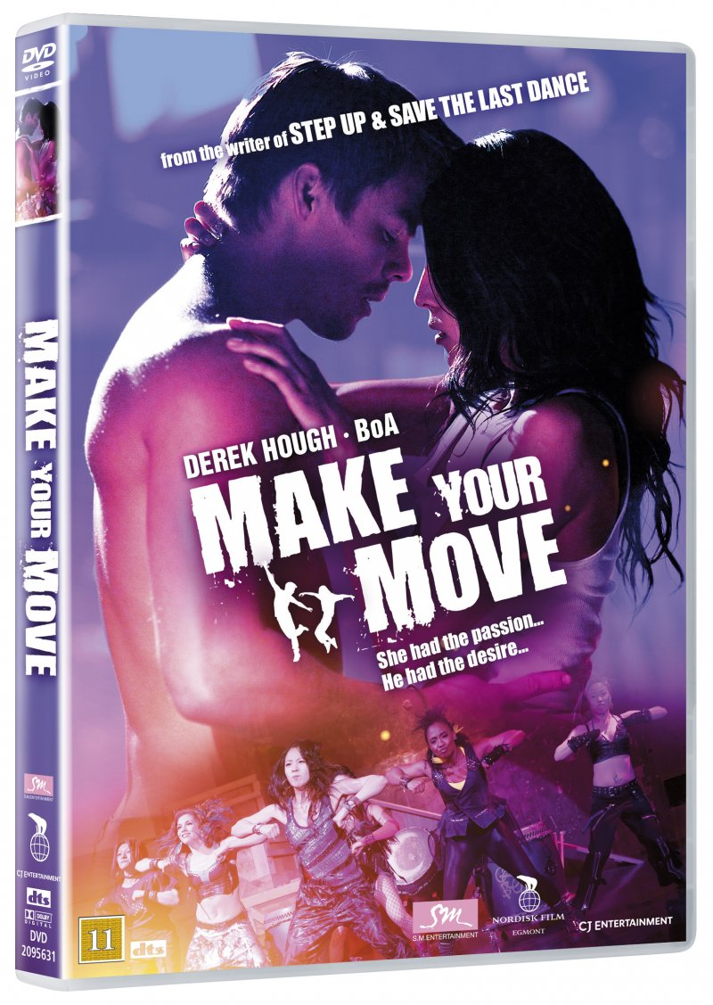 Billede af Make Your Move - DVD - Film