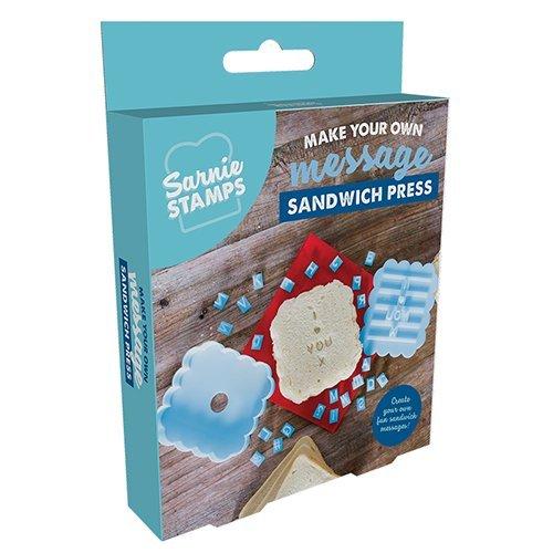 Image of   Sandwich Forme - Lav Din Egen Besked