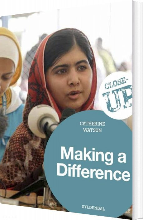 Image of   Making A Difference - Catherine Watson - Bog