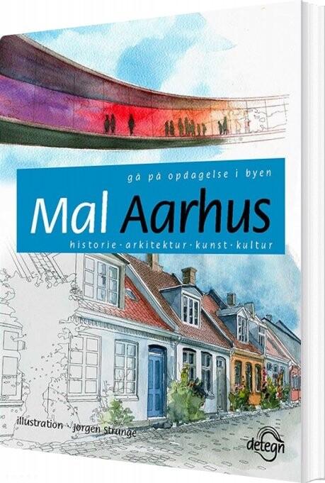 Image of   Mal Aarhus - Thomas Helmig - Bog