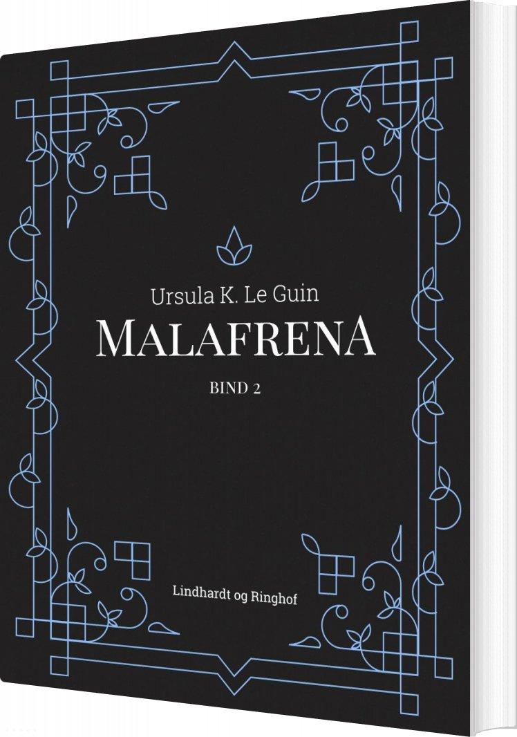 Image of   Malafrena Bind 2 - Ursula K. Le Guin - Bog
