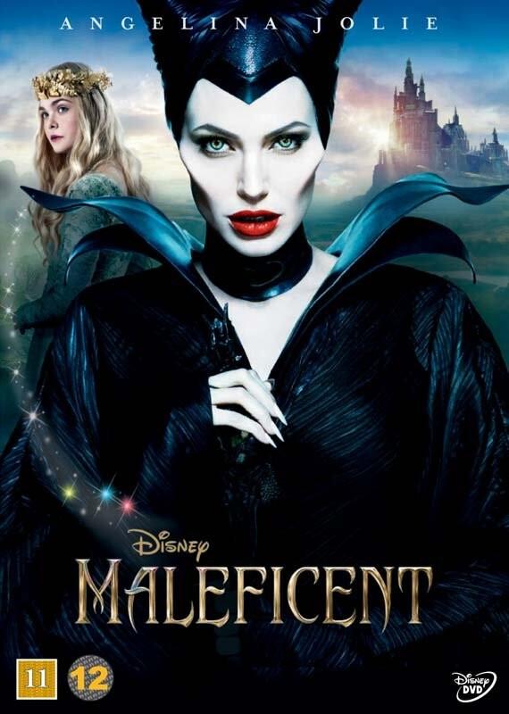 Billede af Maleficent - Disney - DVD - Film