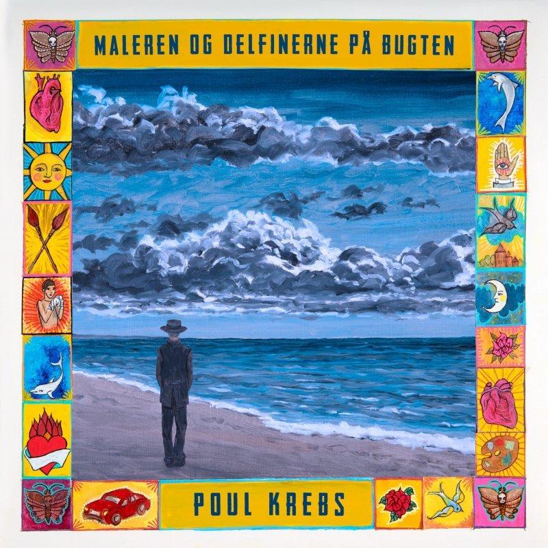 Image of   Poul Krebs - Maleren Og Delfinerne På Bugten - Vinyl / LP
