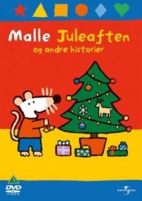 Billede af Malle 4 - Julen Og Andre Historier - DVD - Film