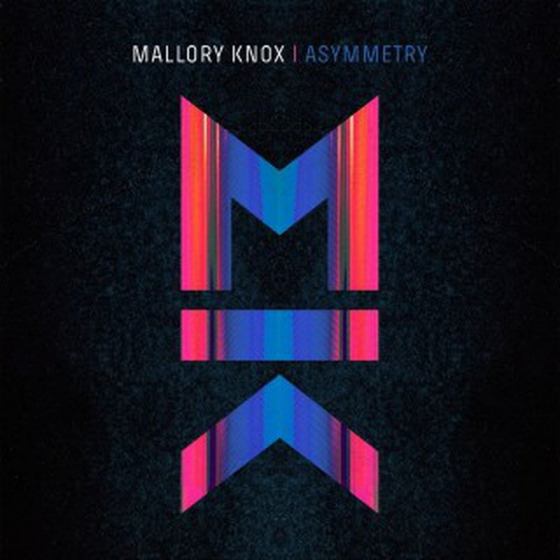 Image of   Mallory Knox - Asymmetry - Deluxe Edition - Cd + - CD
