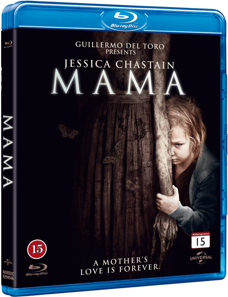 Image of   Mama - Blu-Ray