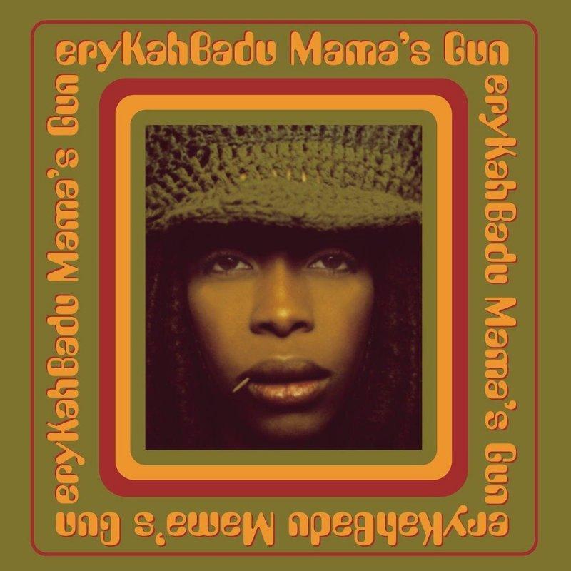 Image of   Erykah Badu - Mamas Gun - Vinyl / LP