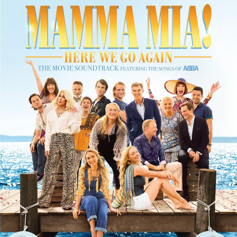 Image of   Mamma Mia - Here We Go Again - Soundtrack - Vinyl / LP