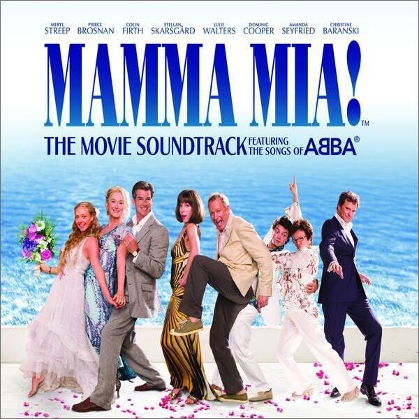 Image of   Mamma Mia - The Movie Soundtrack - Vinyl / LP