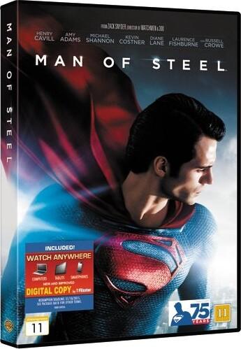 Image of   Man Of Steel - DVD - Film