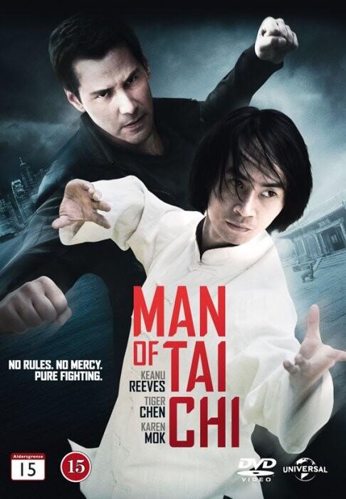 Image of   Man Of Tai Chi - DVD - Film