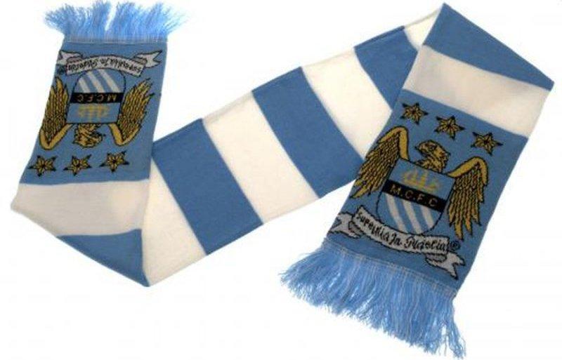 Image of   Manchester City Tørklæde - Merchandise
