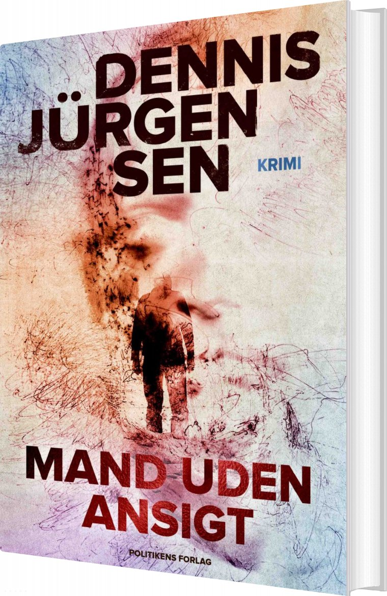 Mand Uden Ansigt - Dennis Jürgensen - Bog