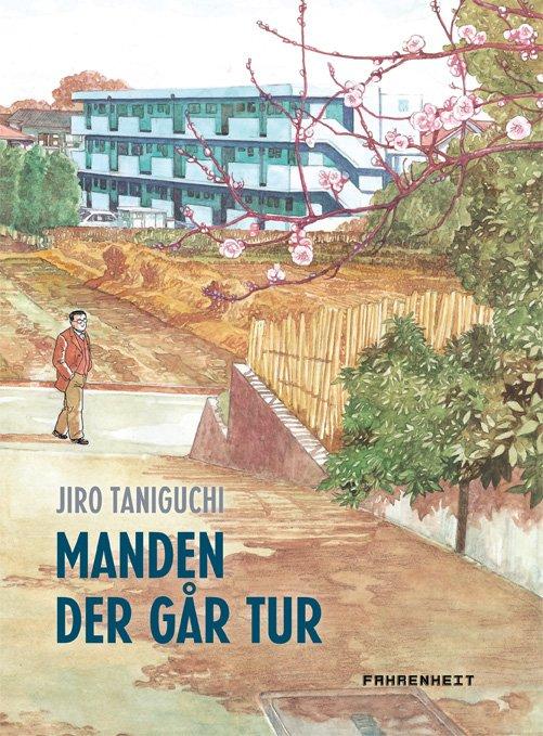 Billede af Manden Der Går Tur - Jiro Taniguchi - Tegneserie