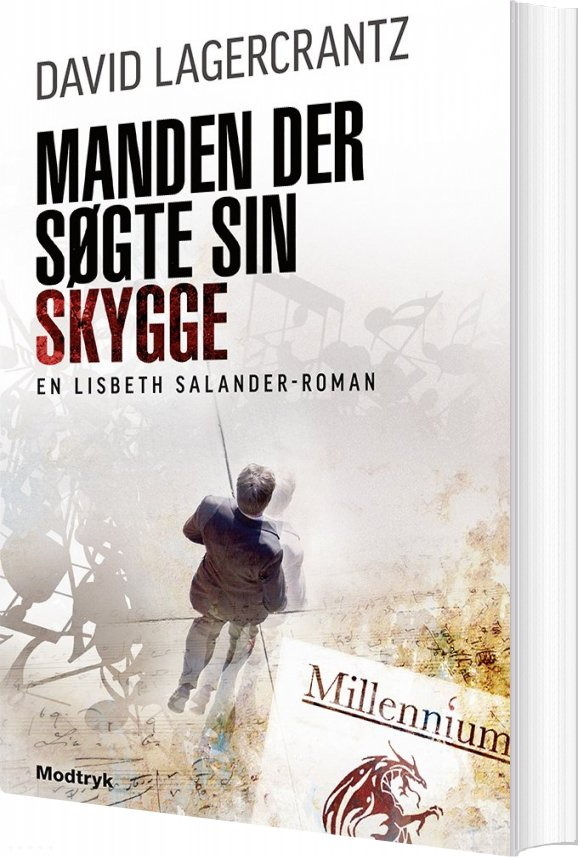 Manden Der Søgte Sin Skygge - David Lagercrantz - Bog
