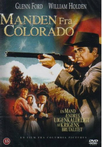 Image of   The Man From Colorado - DVD - Film