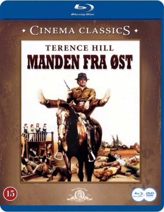 Man Of The East - Blu-Ray